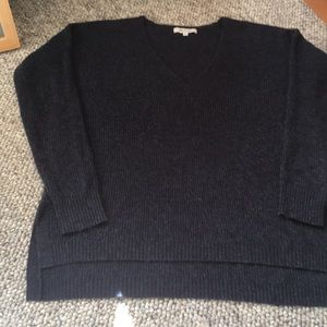 Madewell size XS washable wool blend sweater